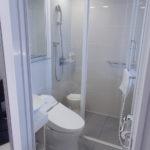 客室,シャワーブース,トイレ