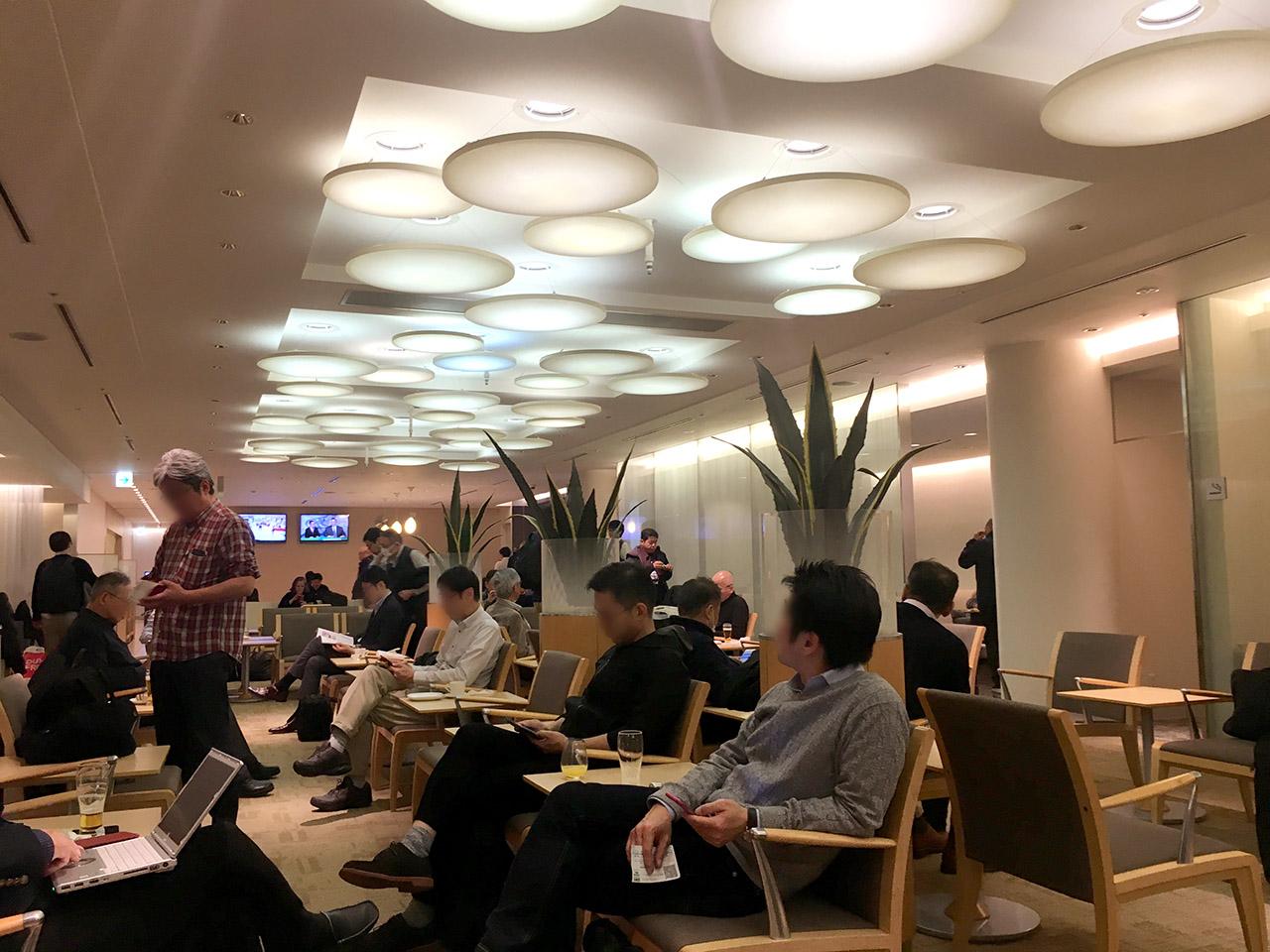 成田空港,国内線,到着ラウンジ