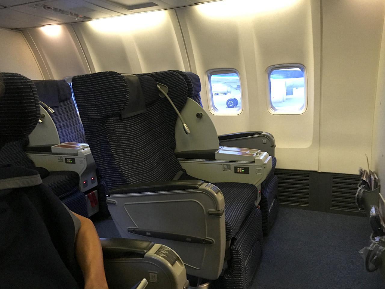 ANA,737,プレミアムクラス