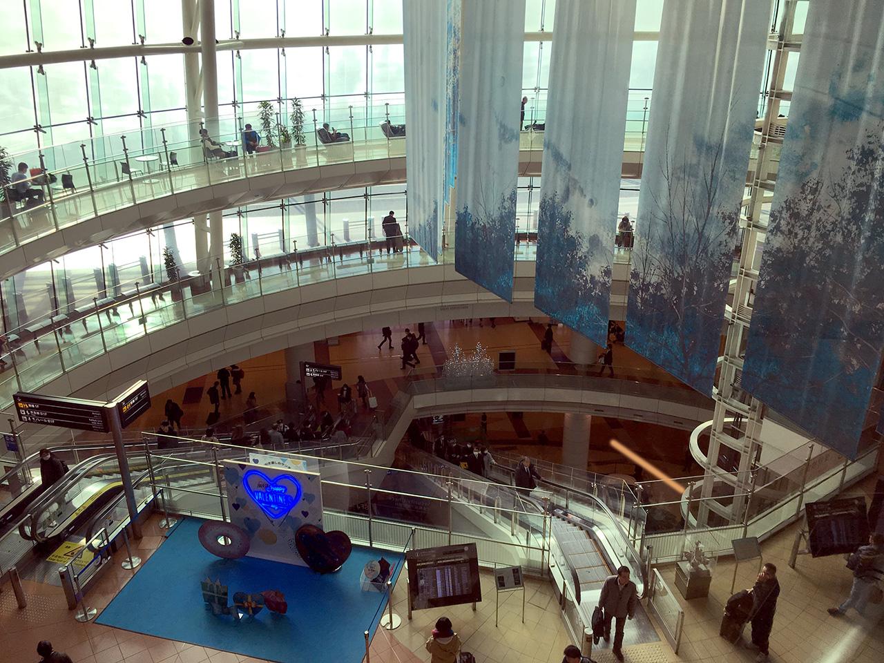 羽田空港,第2ターミナル
