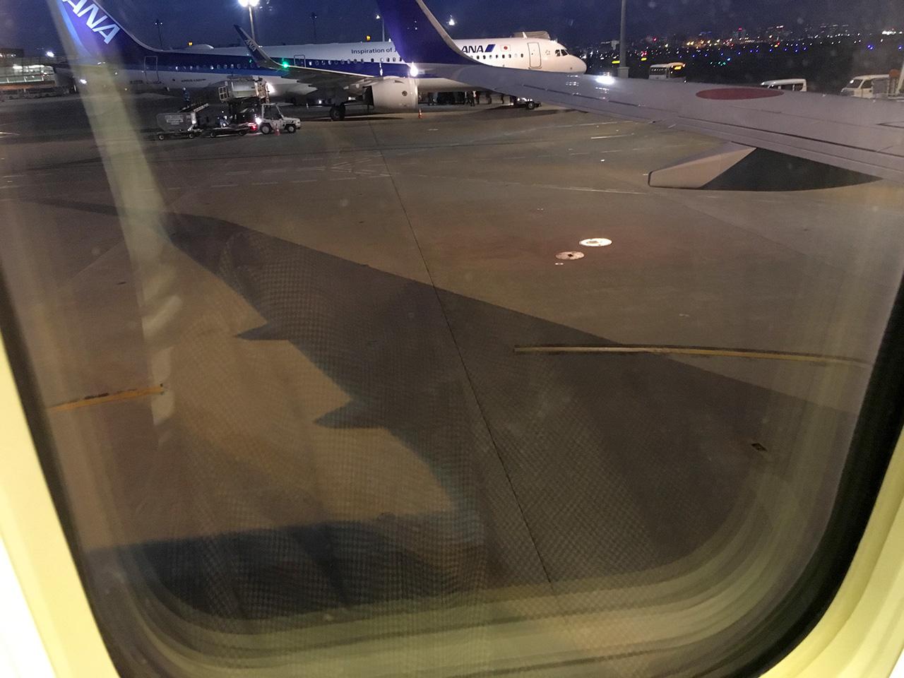 羽田空港,737